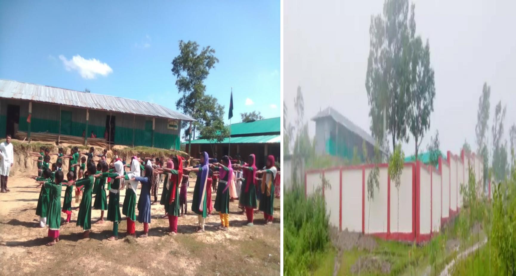 লামার ধুইল্যাপাড়া বিদ্যালয়টি পাহাড়ে শিক্ষায় অবদান রাখলেও নেই পর্যাপ্ত শ্রেণীকক্ষ, শিক্ষকদের বেতন