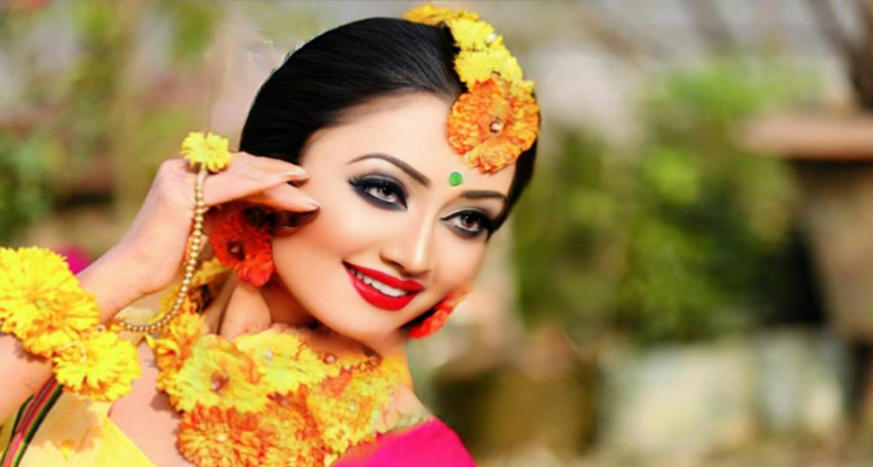 হলুদ বরন কন্যা : রুবি বিনতে মনোয়ার